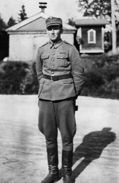 Pekka Kangasniemi 1941